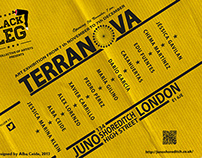 Terranova Exhibition Posters
