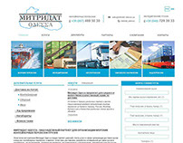 Web site for Mitridat