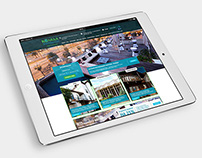 "Web site for Hotel ""Kolyada"""