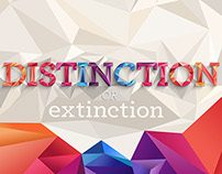 Distinction or extinction