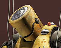 60's Robot