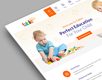 Fable - Children Kindergarten WordPress Theme