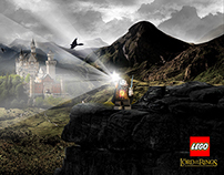 Lego  ADV Ideas ( Lord of the rings )