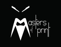 Manual da Marca Masters of Print