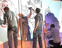 Art Battle at Proud Camden