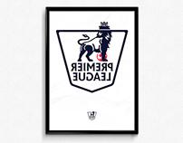 Backside of Barclays Premier League's Logo