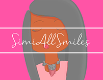 SimiAllSmiles Visual Identity