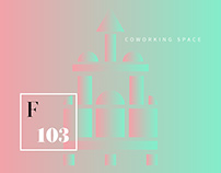Factory103 - corporate identity