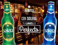 SOLERA / Piezas para redes sociales