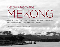 Letters from the Mekong