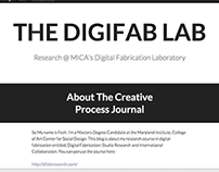 Digital Fabrication Research@MICA
