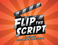 """Flip The Script"" Card Game"