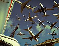 AirPlane Traffic