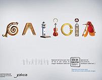 Día de Galicia (boceto)