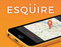 Esquire — App Design