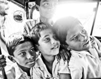 India Rickshaw Relief