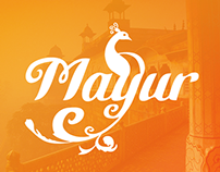 Logotype for Mayur