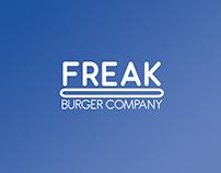 FREAK BURGER COMPANY / Identity
