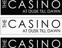 Concept for The Casino brand and website
