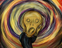 The Scream #MunchContest