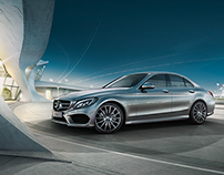 Mercedes Benz Fleet Campaign