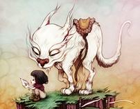 """Mount Helikon"" - Illustration"