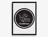 TricéRAPstore's Logo