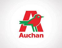 Auchan - Campagna pubblicitaria