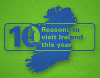 10 Reasons to visit Ireland - Discover Ireland
