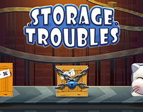 Game Storage troubles
