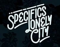 "Specifics ""Lonely City"" LP Re-release"
