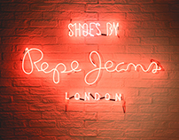 'BTS' Spot Pepe Jeans London Footwear AW14