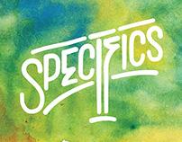 """Specifics """"II"""" LP Re-release"""