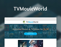 TVMovieWorld - Website