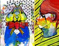 Sketchbooks 2014