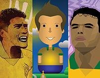 Brasil - Copa das Confederações 2013