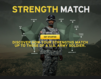 U.S. ARMY Strength Match