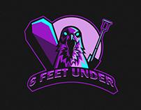 6 Feet Under Logo
