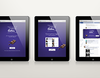 Cadbury - Facebook Apps