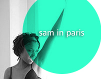 Sam in Paris