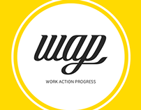WAP - Work Action Progress. Social network.