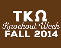 TKO KO Week Shirts: 2014-15