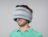 OSTRICH PILLOW ® LIGHT / STUDIO BANANA THiNGS