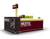 Nextel Kiosk