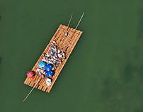 Isar River Aerials