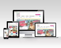 Cancer Fighter's Thrive Website