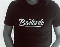 T-Shirt 'Bastardo'