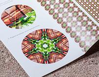 Kaleidoscope patterns