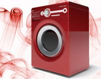 Lavarropas · Washing Machine
