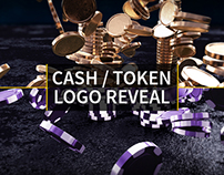 Envato logo template - cash & casino